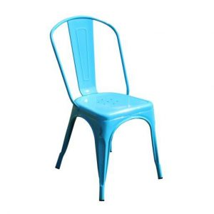 כסא דורוטי כחול - ציוד לאירועים להשכרה
