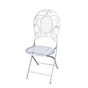 כסא מתכת דגם לואי - השכרת ציוד לאירועים